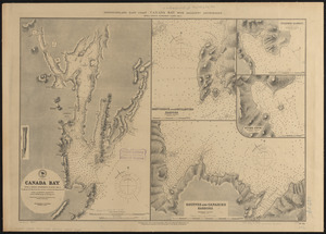 Newfoundland - east coast - Canada Bay with adjacent anchorages