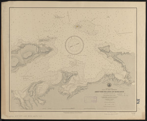 Dominion of Canada, Gulf of Saint Lawrence, Amet Sound and anchorages (Nova Scotia)
