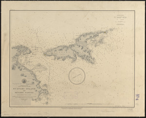 Dominion of Canada, Cape Breton Island, Scatari Island and Menadou Passage