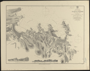 Arabia, n.e. coast, Gulf of 'Omman, Maskat & Matreh