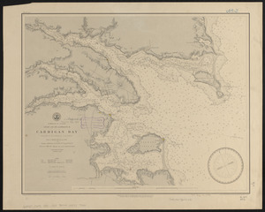 Dominion of Canada, Gulf of St. Lawrence, Cardigan Bay (Prince Edward Island)