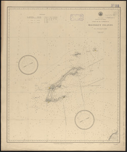 North America, Dominion of Canada, Gulf of St. Lawrence, Magdalen Islands