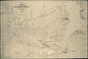 Plan of Charlestown