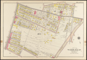 Atlas of the city of Boston, Dorchester, Mass.