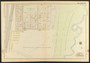 Atlas of the city of Boston, ward 26, Hyde Park