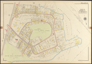 Atlas of the city of Boston, Dorchester