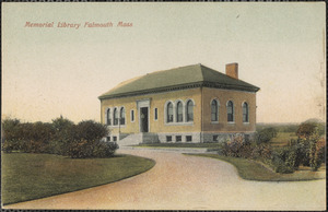 Falmouth Public Library Historical Postcard Collection