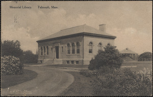 Memorial Library, Falmouth, Mass.