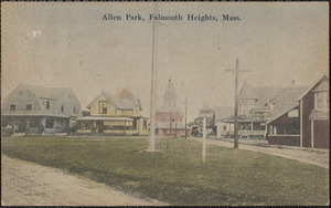 Allen Park, Falmouth Heights, Mass.