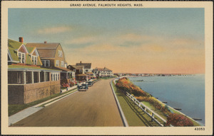 Grand Avenue, Falmouth Heights, Mass.