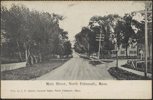 Main Street, North Falmouth, Mass