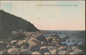 The Bluff at Camp Tautog, North Falmouth, Mass.