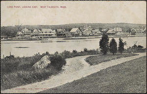 Long Point, Looking East, West Falmouth, Mass.