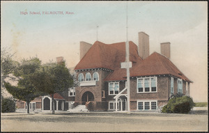 High School, Falmouth, Mass.