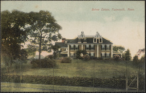 Bebee Estate, Falmouth, Mass