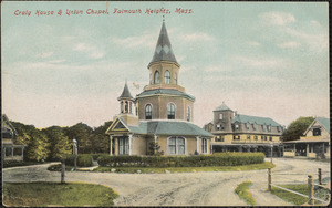 Craig House & Union Chapel, Falmouth Heights, Mass.