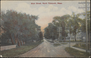 Main Street, North Falmouth, Mass.