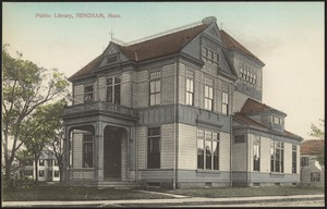 Public Library, Hingham, Mass.