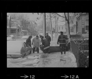 Monster of a storm slams N.E. Revere police evacuate residents in the Beachmont section