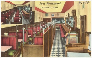 Rosa Restaurant, Pittsfield, Mass.