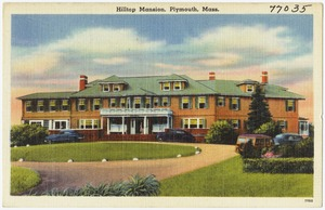 Hilltop Mansion, Plymouth, Mass.