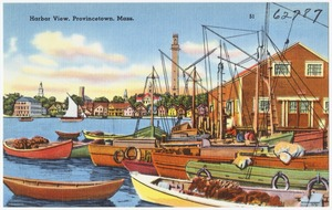 Harbor view, Provincetown, Mass.
