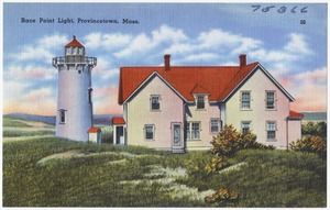 Race Point Light, Provincetown, Mass.