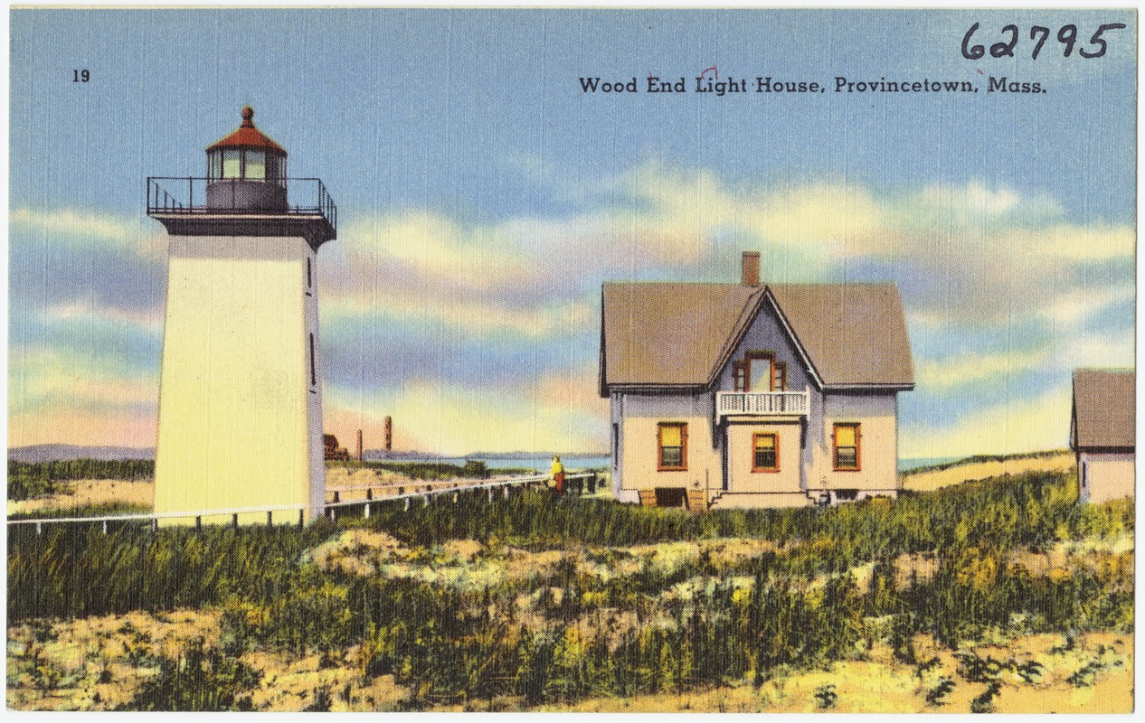 Wood End Light House, Provincetown, Mass.