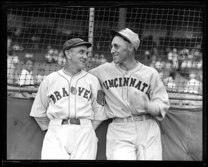 Rabbit Maranville, Braves, and Chick Hafey