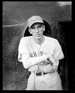 Carl Hubbell of the Giants