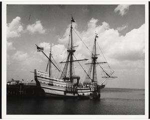Mayflower, Plymouth, Mass