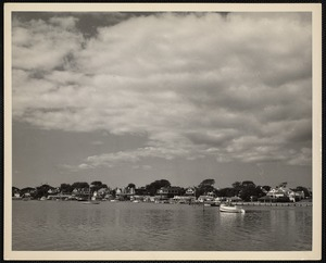Edgartown Harbor, Martha's Vineyard, Mass