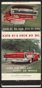 The air born B-58 Buick