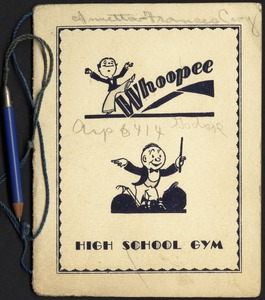 Whoopee - high school gym