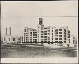 Hammond plant of Lever Brothers Company