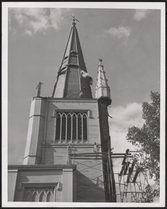 1st Parish Church Harvard Sq.