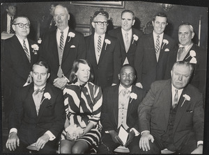 Cambridge City Council sworn in Jan. 5, 1970