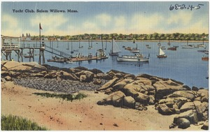 Yacht Club, Salem Willows, Mass.