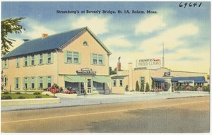 Stromberg's at Beverly Bridge, Rt. 1A, Salem, Mass.