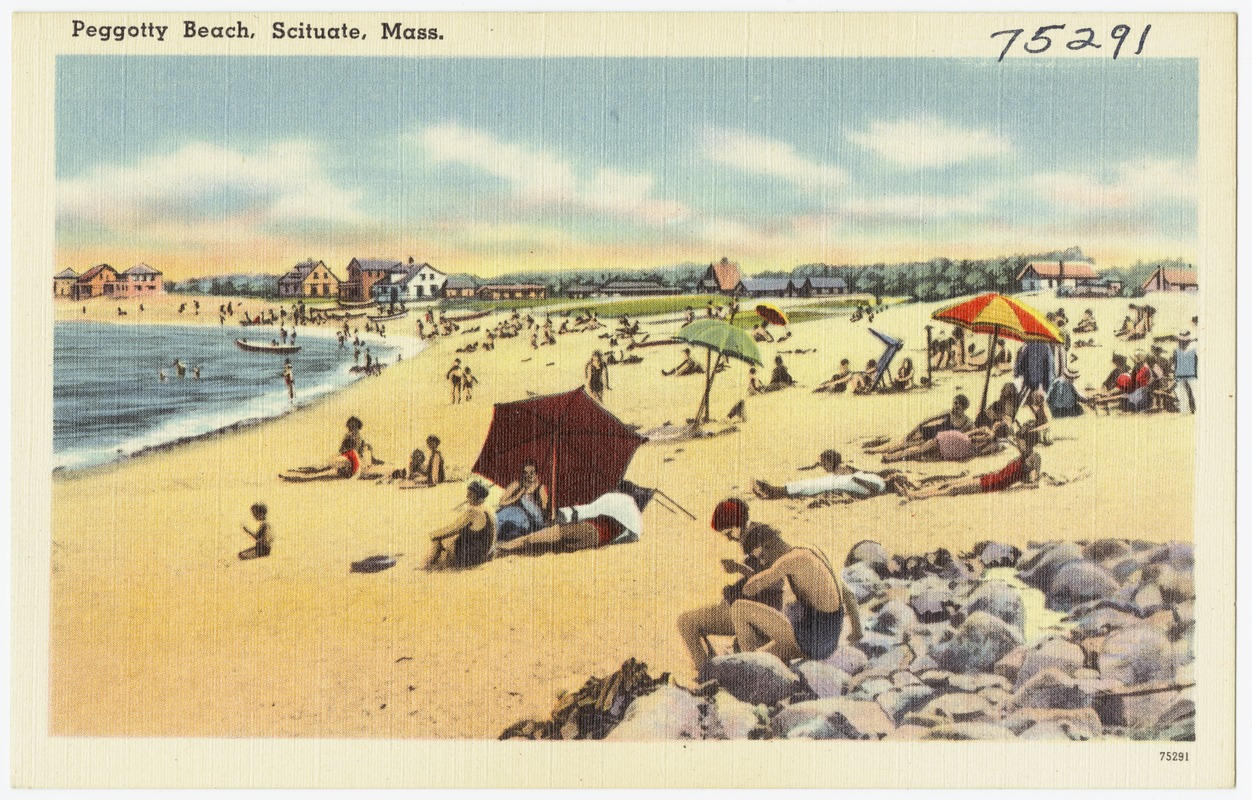 Format Postcards Cards Place Scituate Digital Commonwealth Search Results