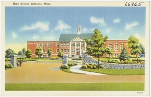 High school, Scituate, Mass.
