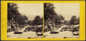 Bettws-y-Coed -the miner's bridge