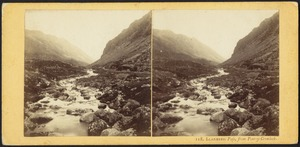 Llanberis Pass, from Pont-y-Cromlech