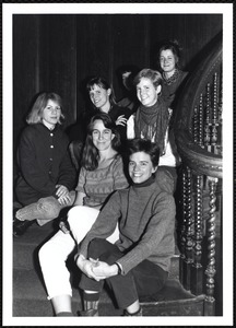 Newton Free Library, Newton, MA. PR pictures. Longey School of Music, students