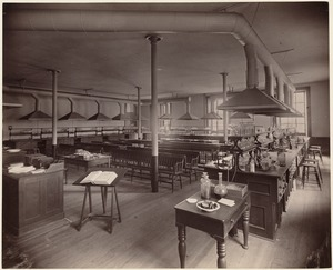 Girls' High & Latin School - chemical laboratory - interior