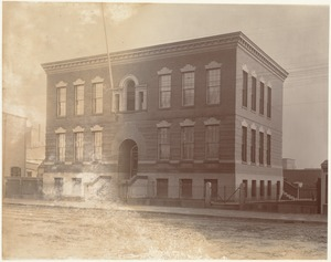 Benjamin F. Tweed School, Charlestown