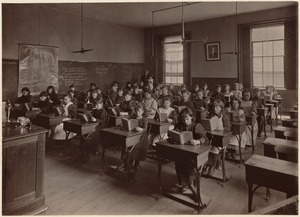 Wells School, classes 5 & 6, 2nd division