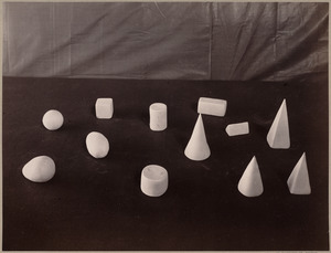 Clay work from primary schools. Class I., Mather and Phillips Districts.