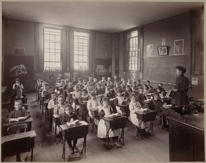 Second grade - Hyde School