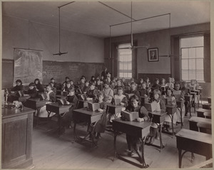 Fifth grade - Wells School
